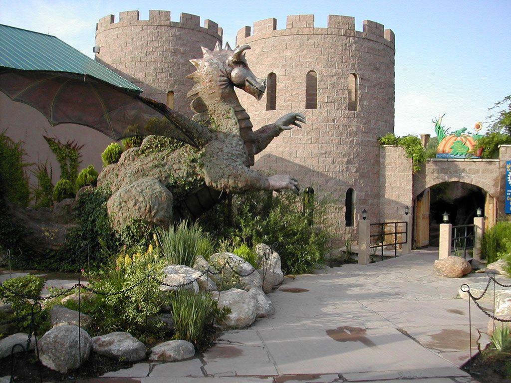 ABQ BioPark Botanic Garden NM