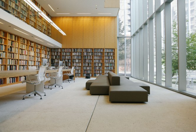 Poetry Foundation Library Chicago