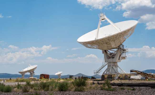 The Very Large Array NM