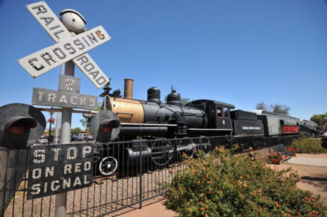 Things to Do in Scottsdale McCormick-Stillman Railroad Park