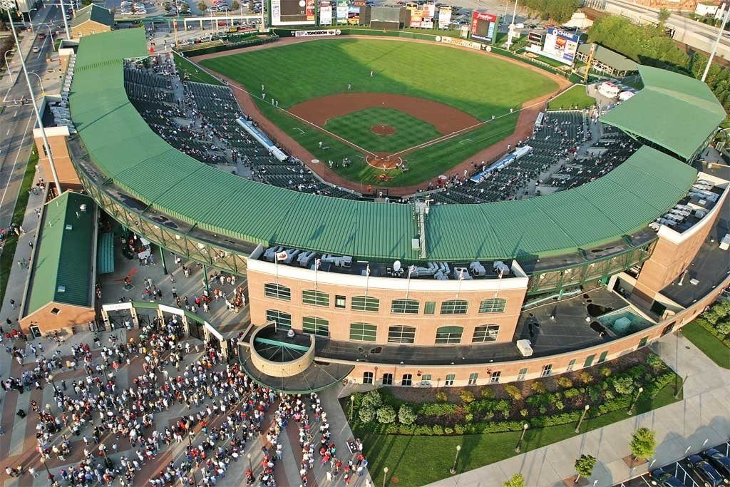 Things to do in Rochester NY Frontier Field