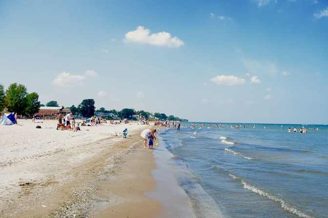 Things to do in Rochester NY Ontario Beach Park