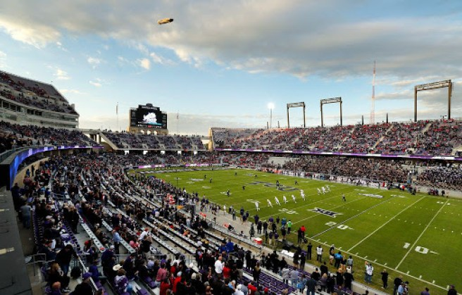 Things to Do in Fort Worth Amon G. Carter Stadium
