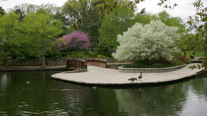 Things to Do in Kansas City Loose Park