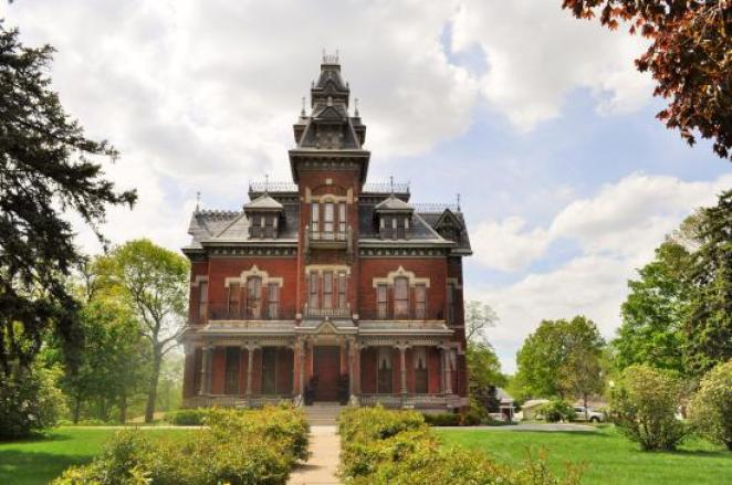 Things to Do in Kansas City Vaile Mansion