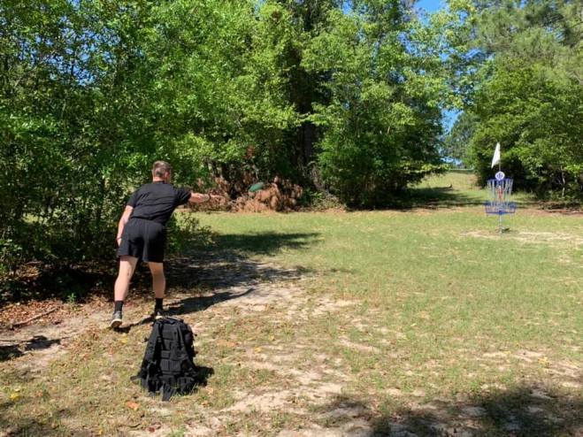 Fort Gordon Disc Golf Course