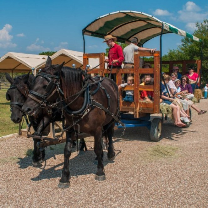 Homestead Heritage Craft Village Waco