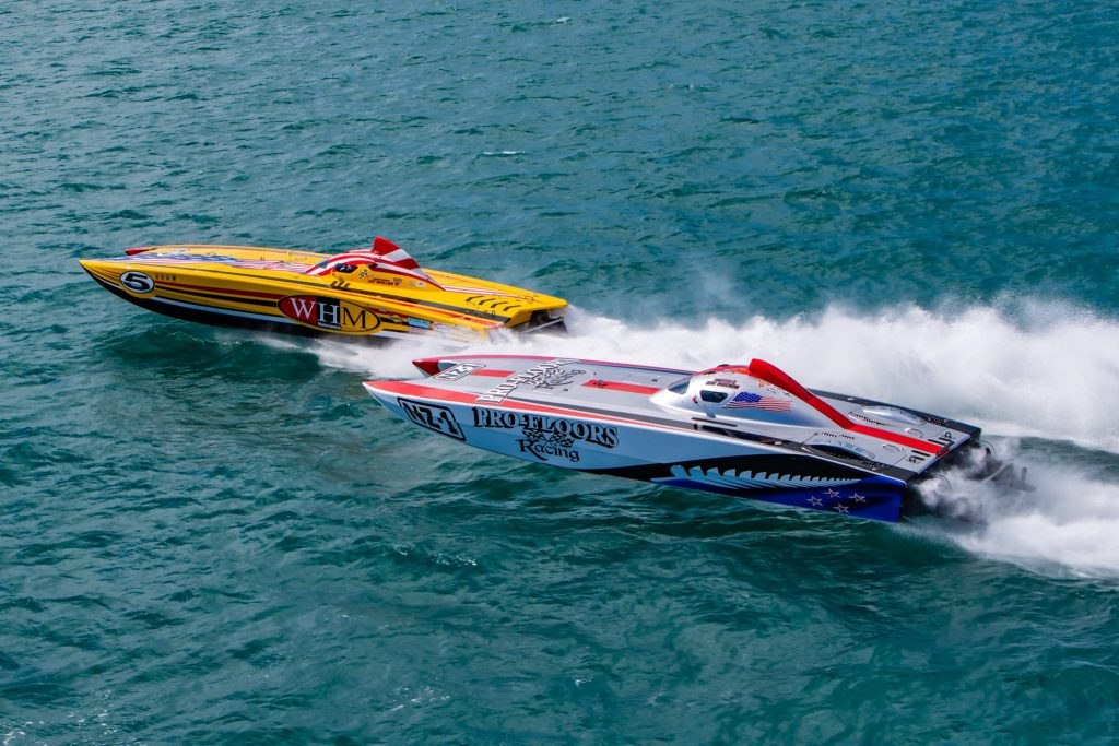 Key West Attractions Racing World Offshore Championships