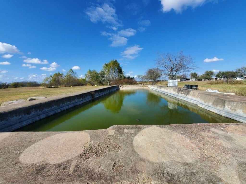 Old Branch Davidian Swimming Pool