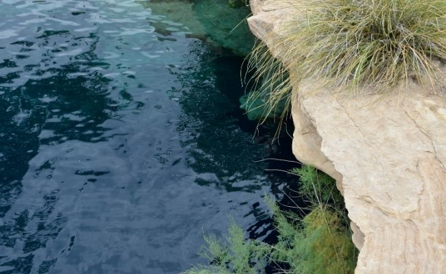 Things to Do in New Mexico Blue Hole