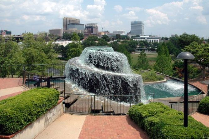 Things to do in Columbia SC Finlay Park