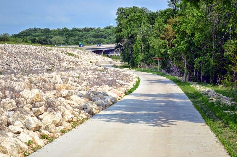 Cotton Belt Trail Waco TX