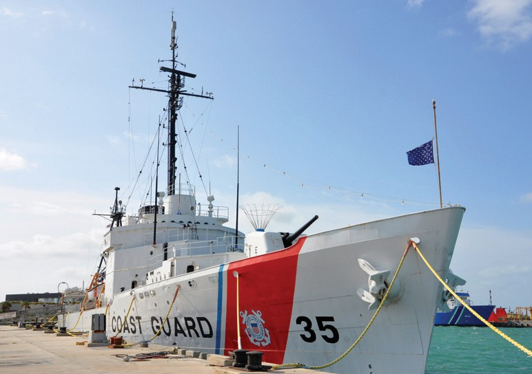US Coast Guard Cutter Ingham Maritime Museum