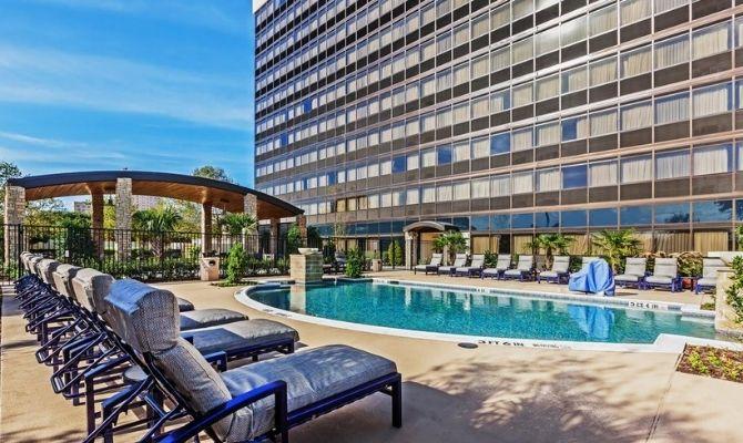 Where to stay in Waco Hilton Waco
