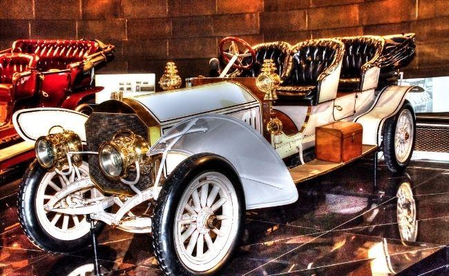 Audrain Auto Museum Newport RI