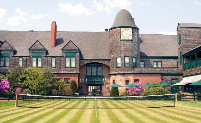 International Tennis Hall of Fame & Museum