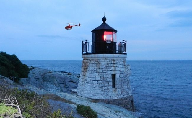 Newport RI Helicopter Tours