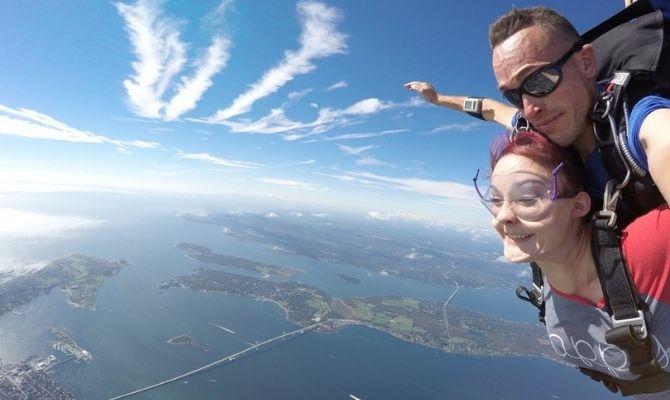 Newport Skydive