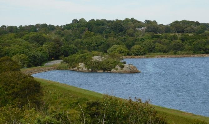 Norman Bird Sanctuary Rhode Island