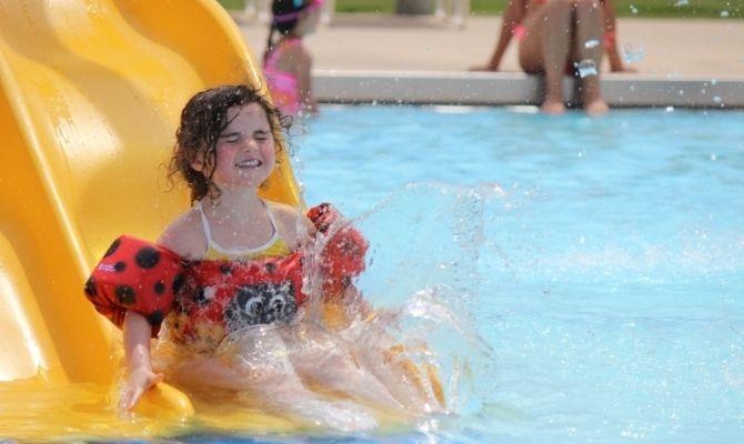 Sholem Aquatic Center Champaign IL