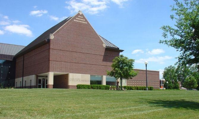 Spurlock Museum Champaign IL
