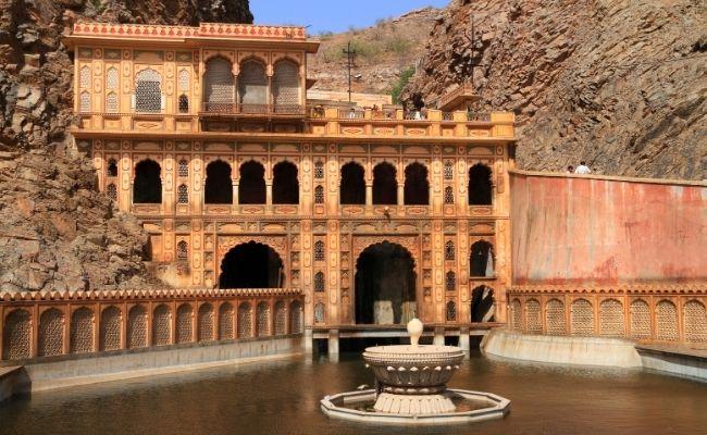 Temple of Galtaji Jaipur