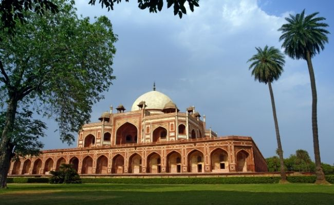 Things to do in India Humayun's Tomb