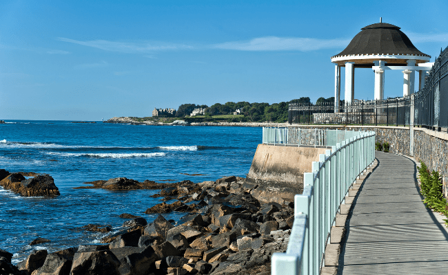 Things to do in Newport RI Cliff Walk