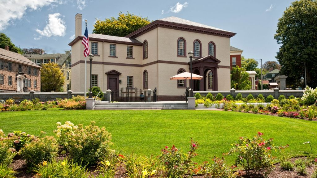 Things to do in Newport RI Touro Synagogue