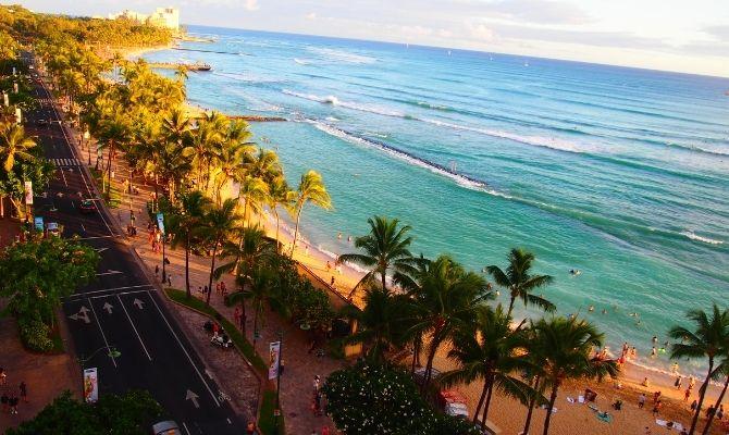 Waikiki Honolulu HI