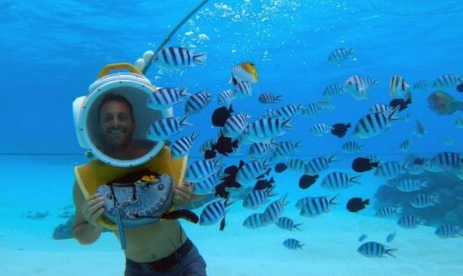 Bora Bora Vacation Aqua Safari