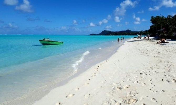 Bora Bora Vacation Matria Beach