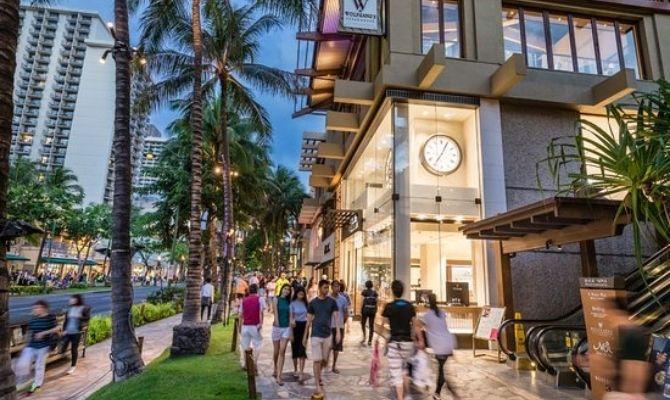 Royal Hawaiian Center Honolulu HI