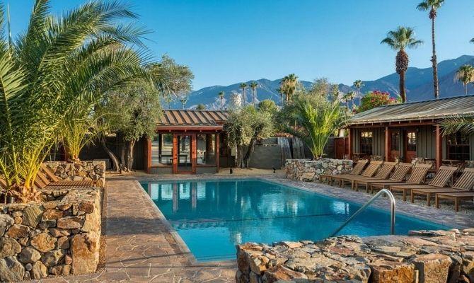Sparrows Lodge Palm Springs CA