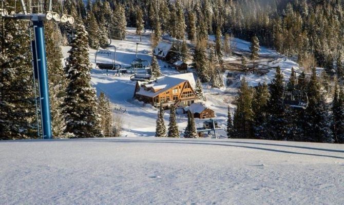 Beaver Mountain Ski Area Utah
