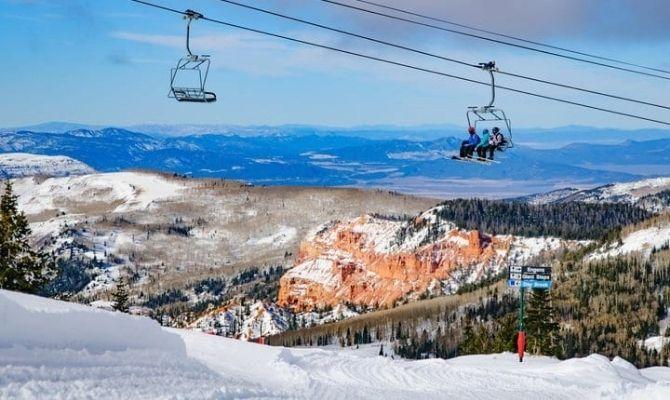Brian Head Ski Resort Utah
