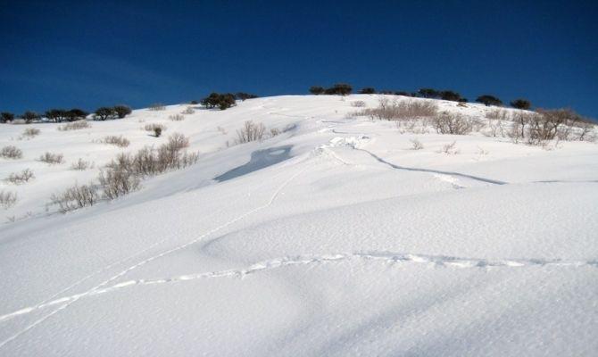 Cherry Peak Ski Resort Utah