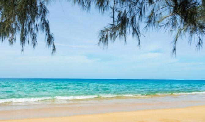 Mai Khao Beach, Phuket
