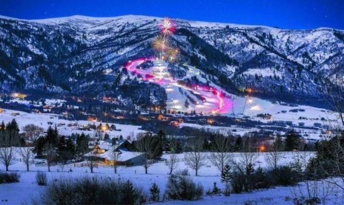 Nordic Valley Ski Resort Utah