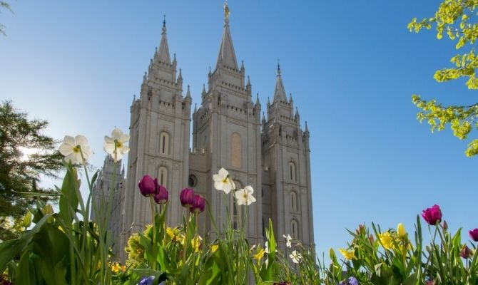 Things to Do in Salt Lake City Temple Square
