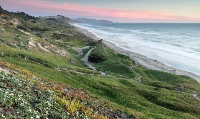 Fort Funston Beach California