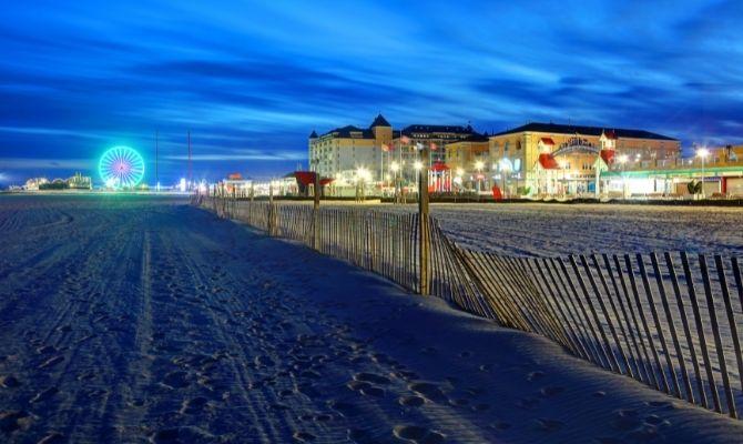 Ocean City Maryland NJ