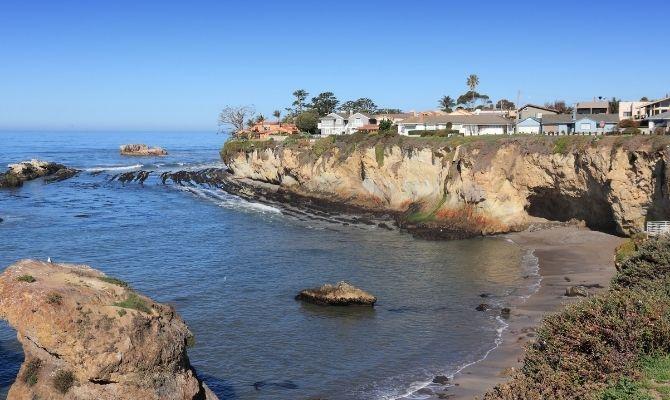 Shell BeachNorthern California