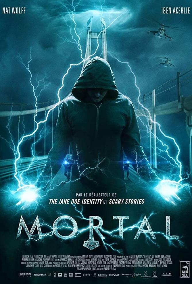 فيلم أكشن ومغامرة وخيال Mortal 2020 مترجم
