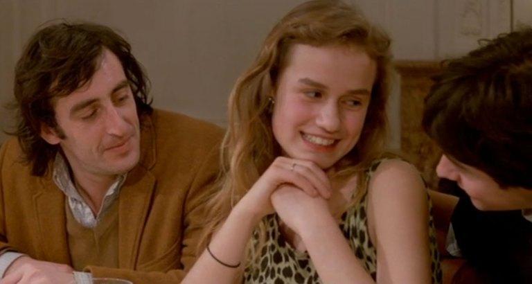 فيلم الرومانسية والدراما الفرنسي À Nos Amours (1983) مترجم
