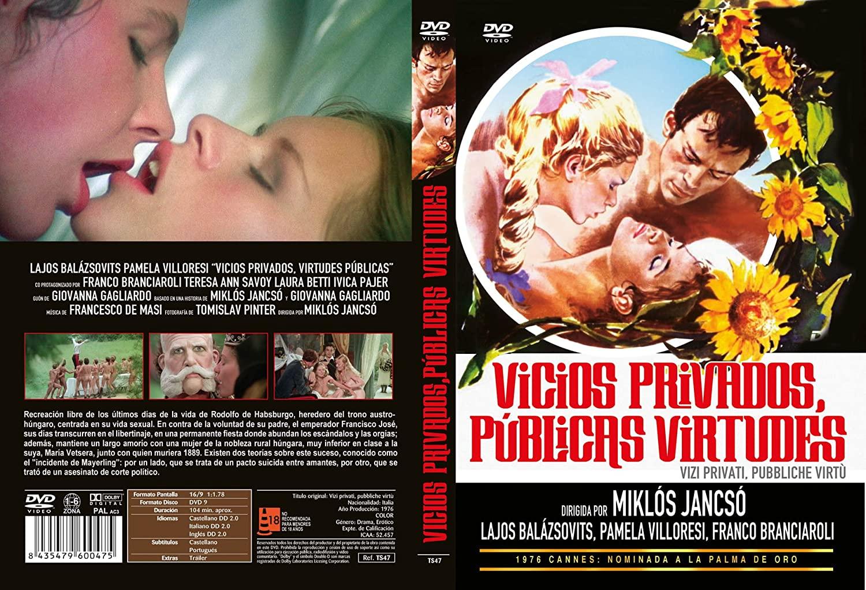 فيلم الدراما الإيطالي Private Vices, Public Pleasures (1976) مترجم للكبار