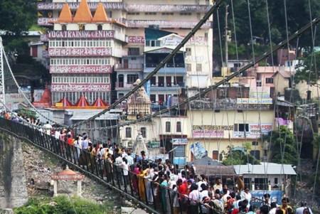 Rishikesh as tourist destination