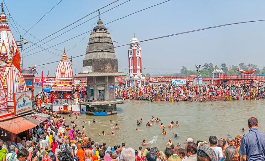 Haridwar as tourist destination