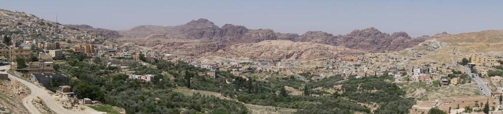 Jordan Landscape Long Middle East