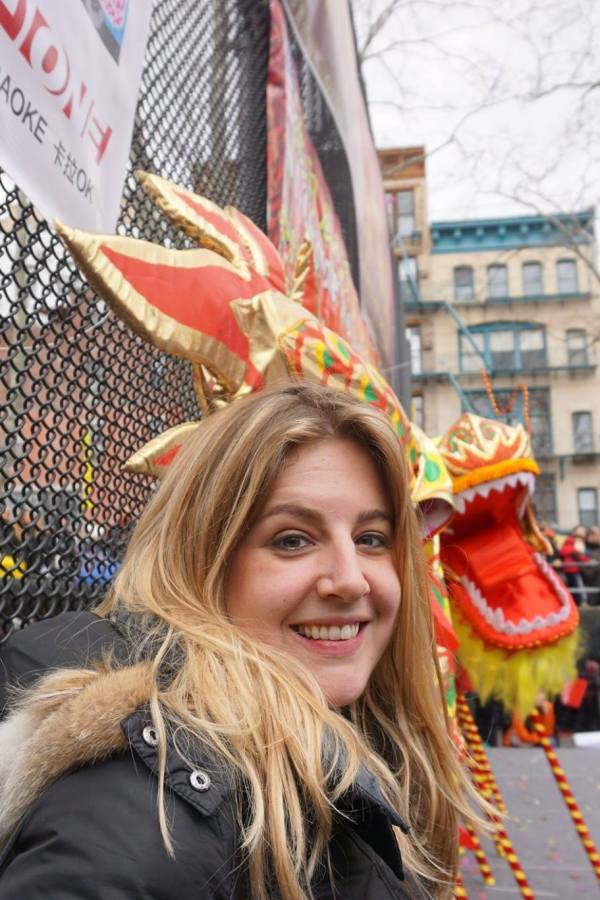 Celebrating Chinese New Year on the East Coast